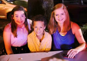 Lauryn, Brandon & Brooke - Sidney,family friend