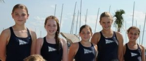 SYC 2011 swim team w/Brooke- Elizabeth, Swim team mom