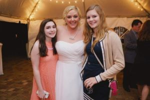 My wedding w/ Lauryn & Brooke - Danielle, cousin