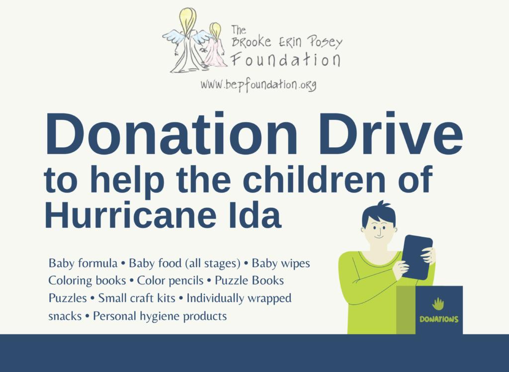 Hurricane Ida Website